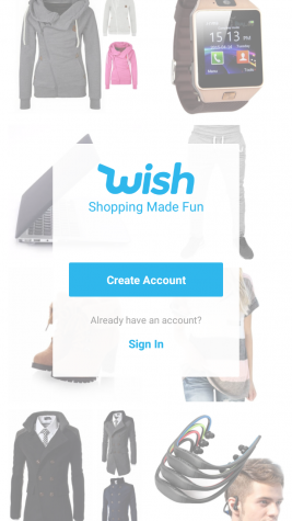 The Wish app is one of many apps that uses overseas importation from countries like China.