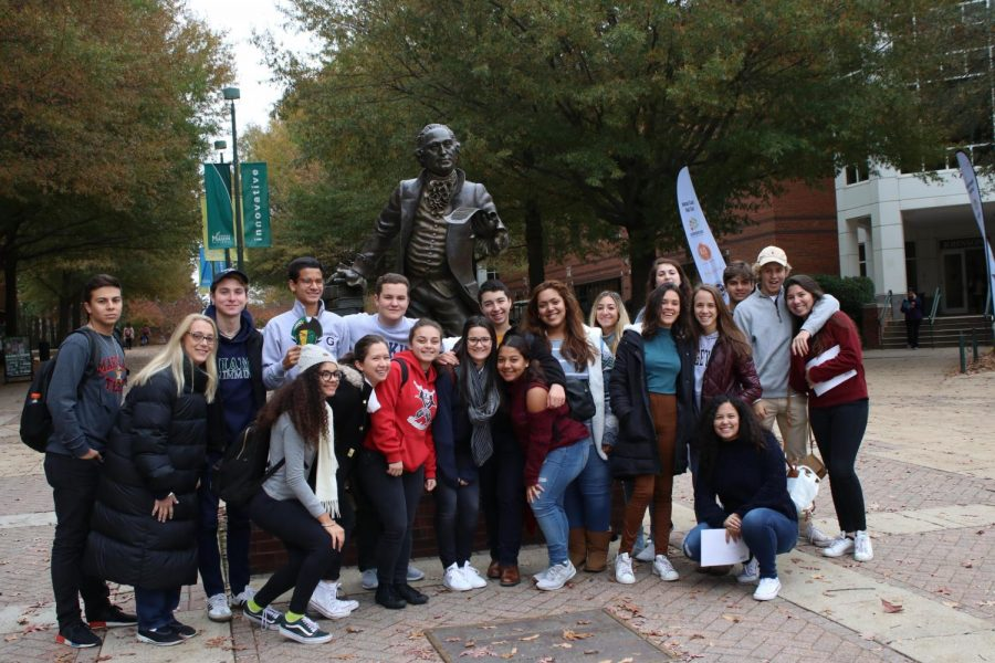 Goucher College welcomes Gables!