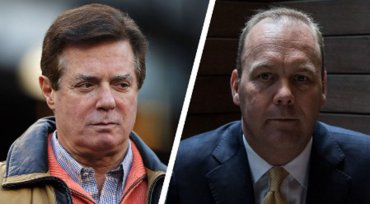 Paul Manafort and Richard Gates face 12 indictment charges.