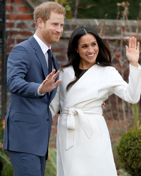 Prince Harry And Meghan Markle, A Royal Engagement