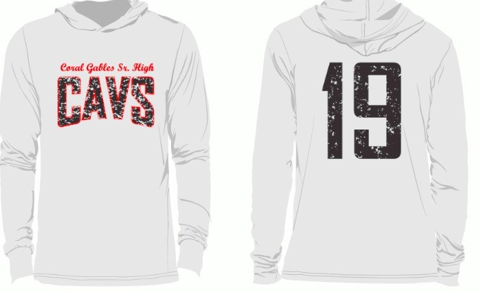 Class of 2019 Hoodie Order Form