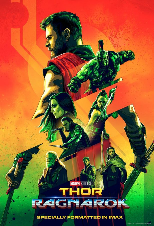 Thor Ragnarok, released November 3 is a fantastic movie for all people that is sure to make someone's day.