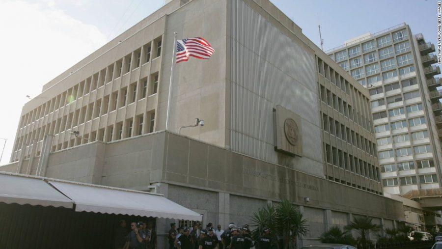 Jerusalem Embassy Controversy