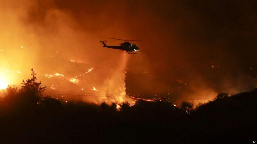 Fatal incendio en California