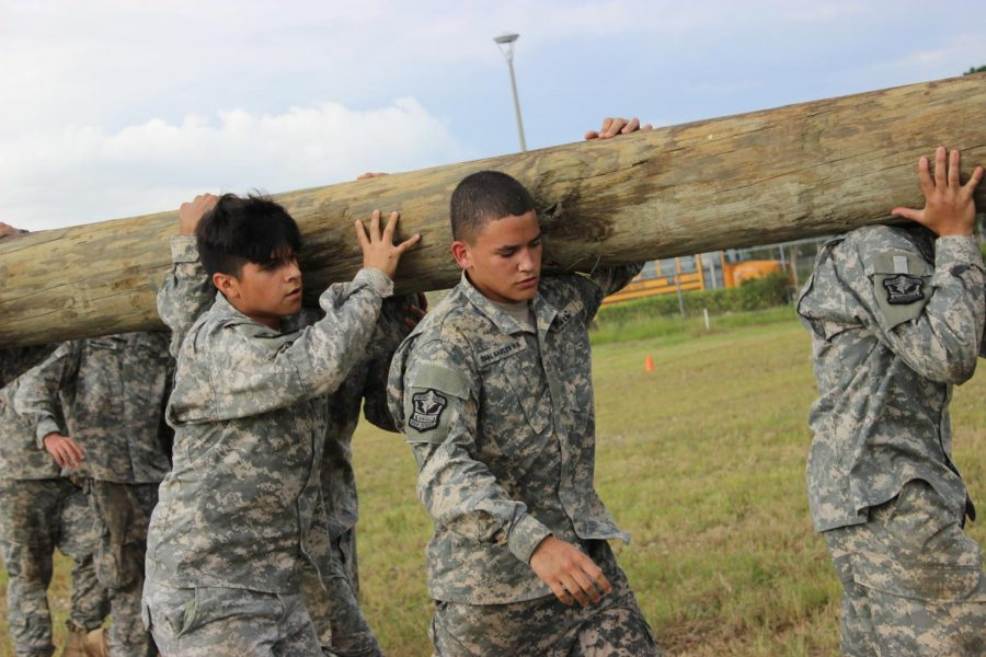 JROTC+members+actively+engaging+in+competition.