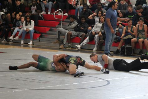 CGHS Wrestling for the Win