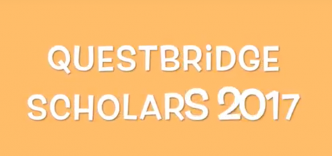 Congratulations to the four QuestBridge recipients.
