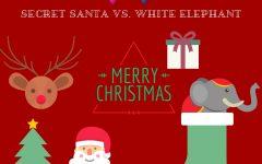 Secret Santa vs. White Elephant