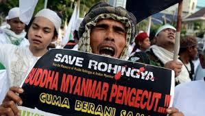Respeto para los rohingyas