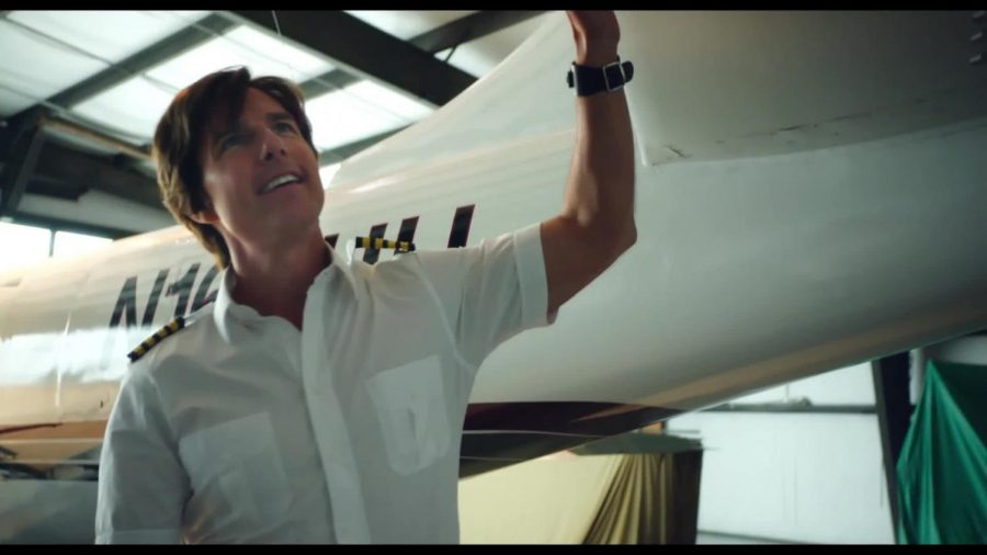 Most couples dont have a relationship as good as this guy and his plane.