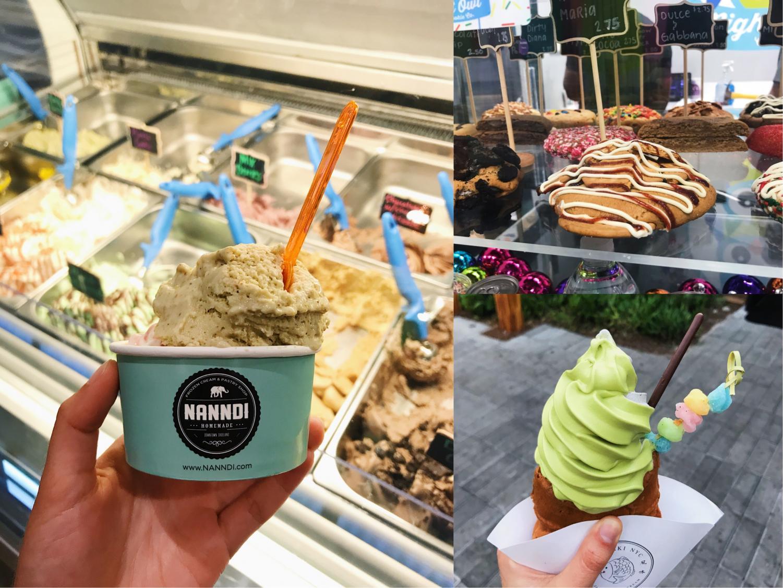 Taiyaki NYC Miami, Nanndi and Night Owl are all dessert Meccas.