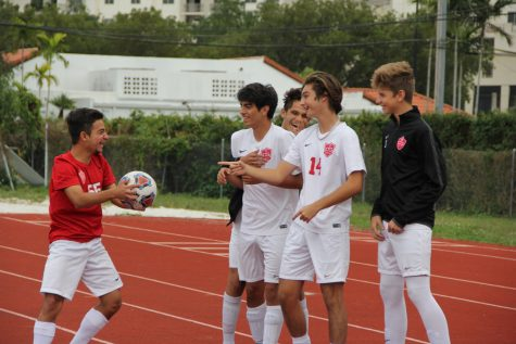 Boys Soccer Takes Win Against Hialeah High [Gallery]
