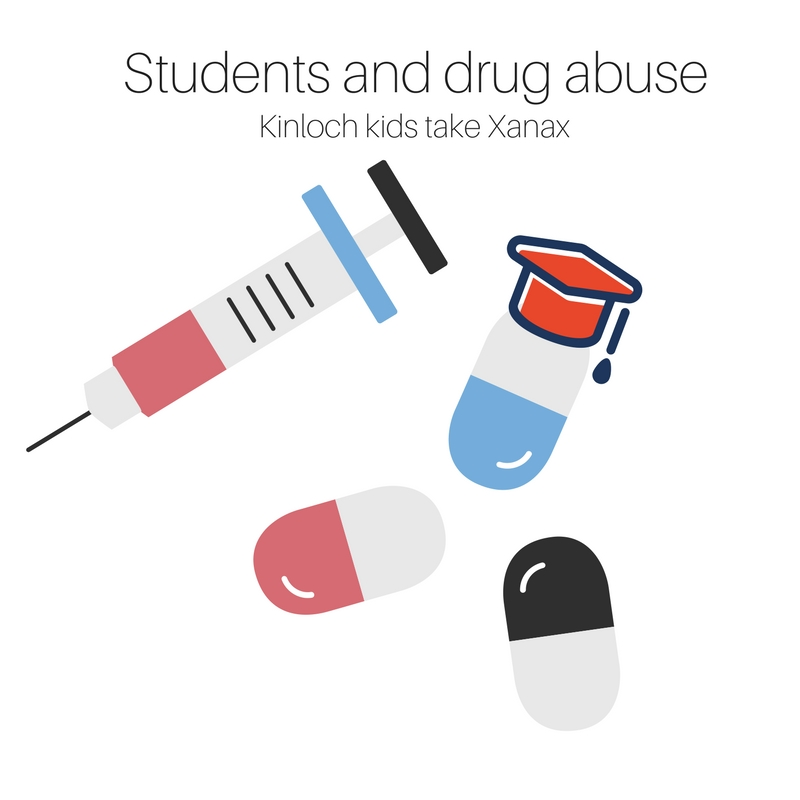 Students at Kinloch Middle School become hospitalized after classmate gives them Xanax.