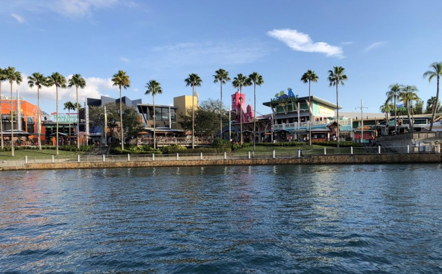 The class of 2020 had the chance to visit both Universal Studios and Islands of Adventure.