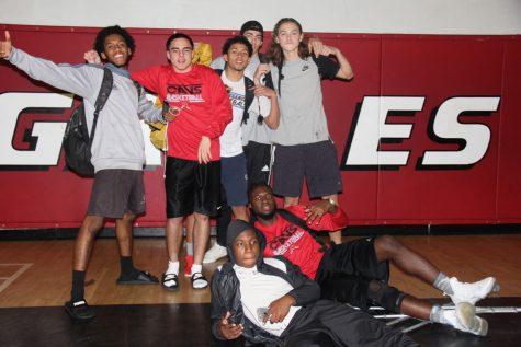 Senior Night Boys Basketball