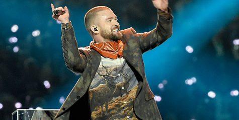Justin Timberlake no cubre expectativas en el Súper Bowl LII
