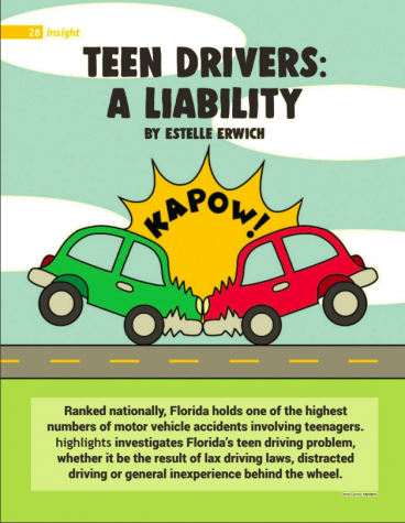 Issue 3: Teen Drivers: A Liability