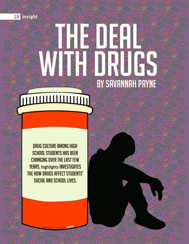 Issue 2: The Deal With Drugs