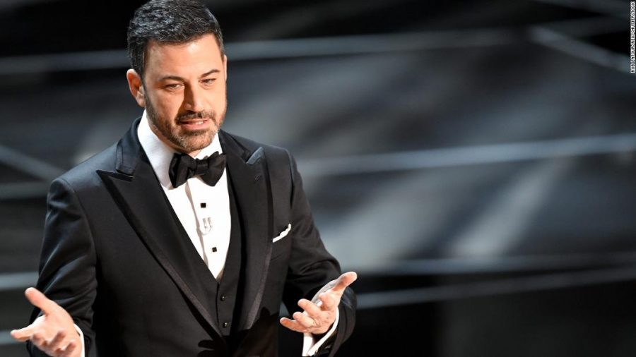 Jimmy Kimmel was once again the host for the Academy Awards.