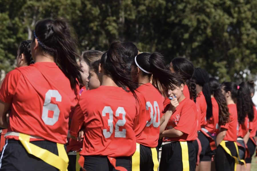 Gables Flag Football Vs. Southwest