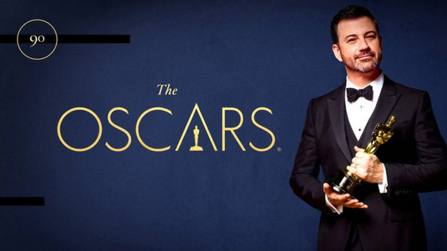 The+90th+academy+awards+show+took+place+on+Sunday+evening.+