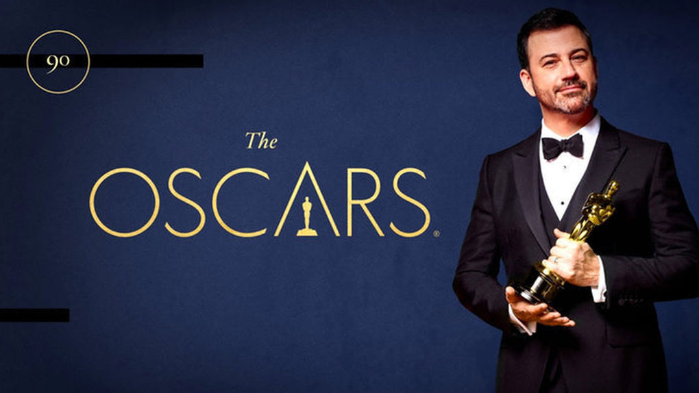 The 90th academy awards show took place on Sunday evening.