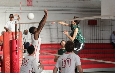 Boys Volleyball Goes Up Against St. Brendan
