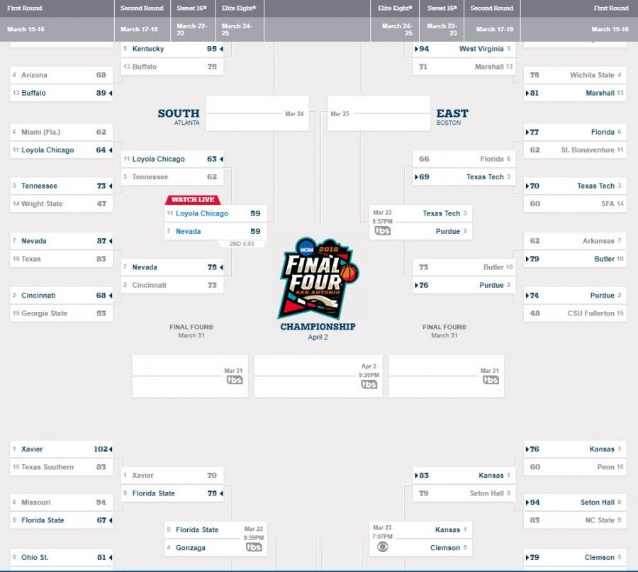 Even the most skilled bracket makers have some minor flaws in their bracket at this stage.