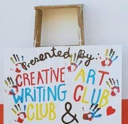 Art Walk: Estudiantes talentosos muestran sus obras