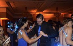 Seniors Dance the Night Away at Prom