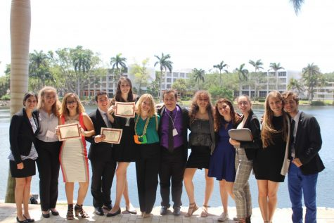 Gables MUN takes on UMICSUN 2018