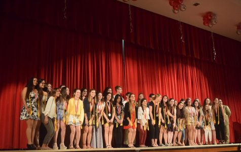 The Best Students of Gables Receive Awards!