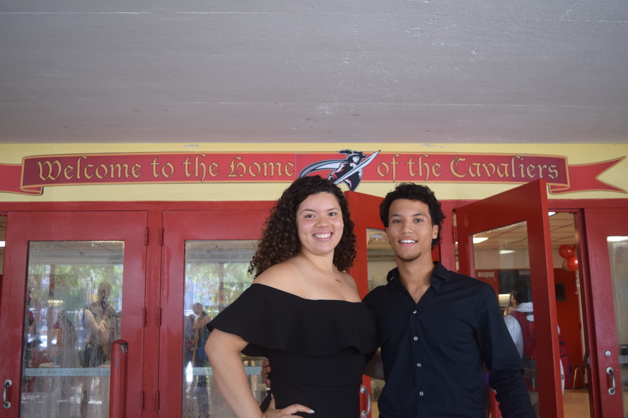 Gables would not be the same without Alyssa and Alain!