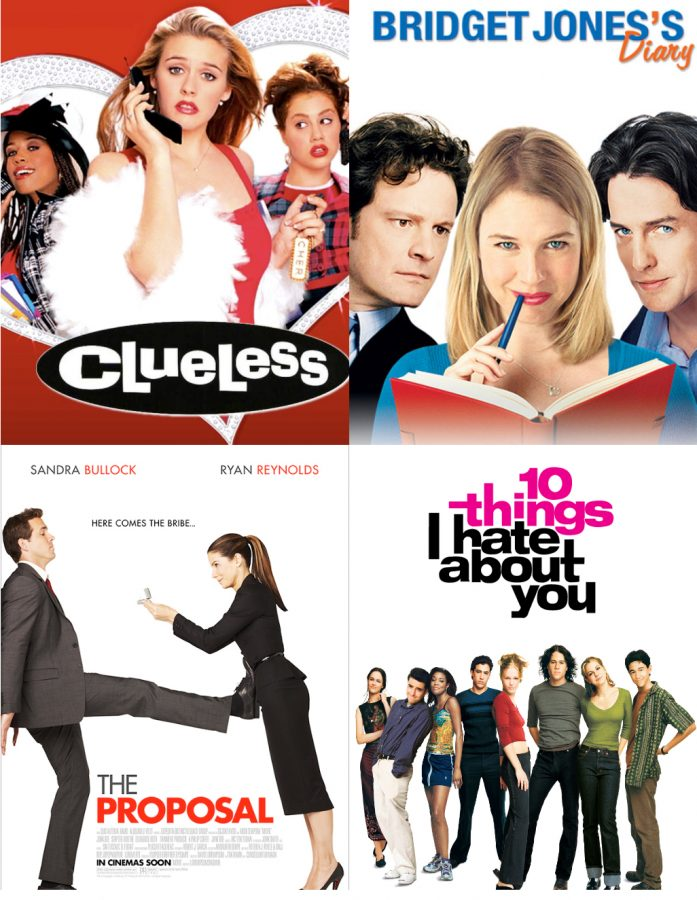 Feeling unloved? Romantic comedies are the way to go.