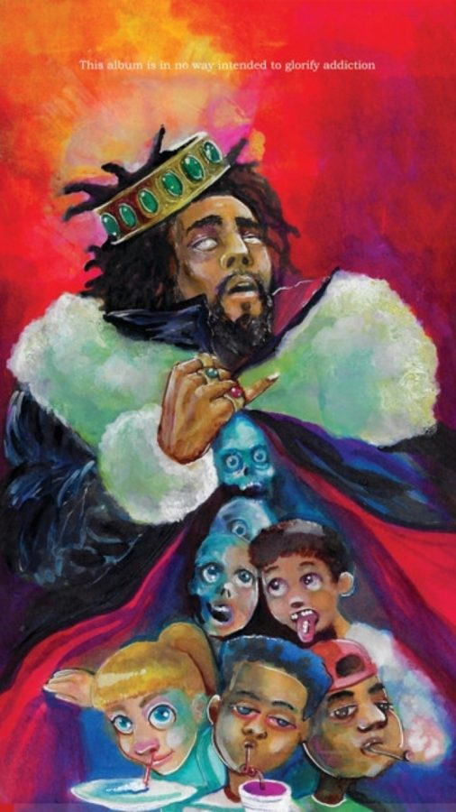 J Cole's new album truly exemplifies his artistic style.