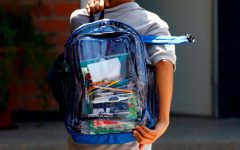 The Idea of Clear Backpacks is not so Crystal Clear