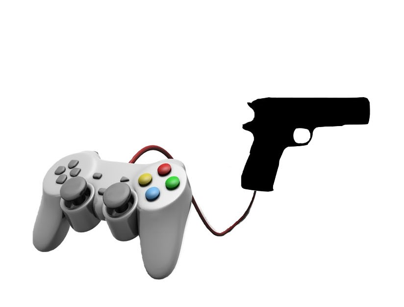 Some critics of video games claim that video games are too violent and can cause players to commit acts of violence.