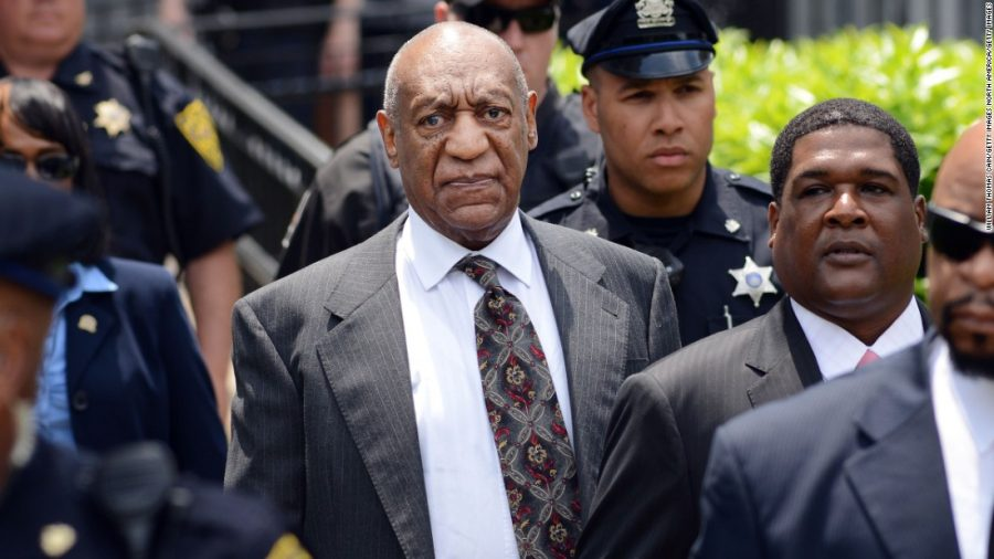 After a long awaited trial, Cosby was sentenced to ten years in prison.