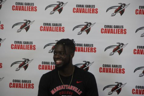 Christian Brown Signs With Manhattanville College