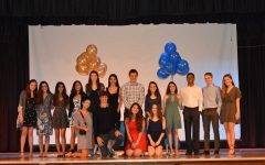 National Honor Society Officially Welcomes New Members