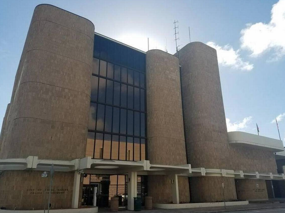 Current Public Safety building.