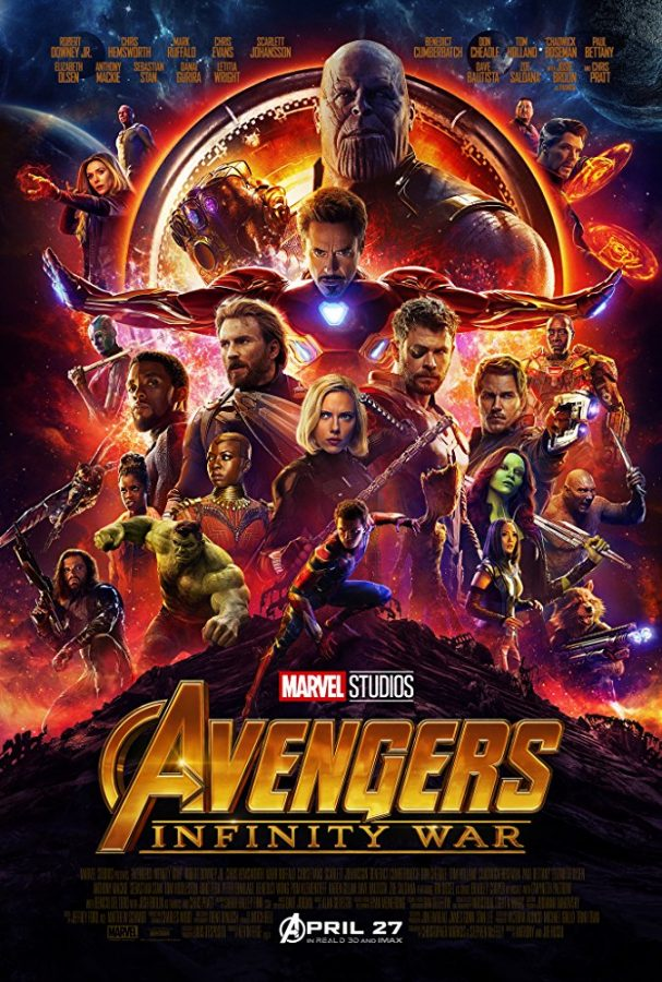 Avengers%3A+Infinity+War+puts+a+refreshing+new+spin+on+the+old+superhero+and+villain+movie.