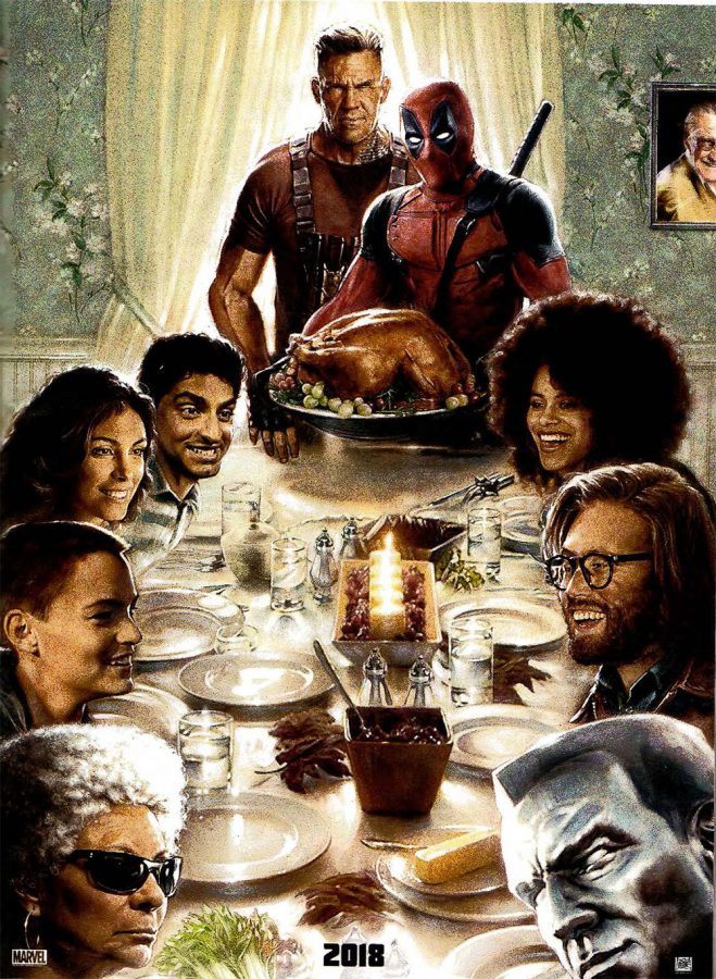 Deadpool gives thanks for not being a bad movie.