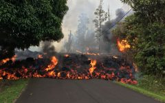 Kilauena Volcano Eruption Leaves Many In Fear