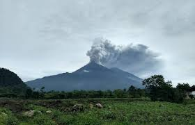 Volcanic Eruption in Guatemala kills 99