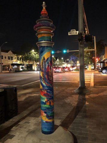 Venecia en Gables: Arte en cada esquina
