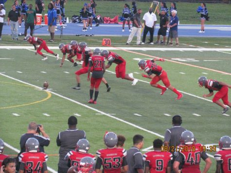 Cavaliers and Buccaneers Kick off the 2018 Football Season