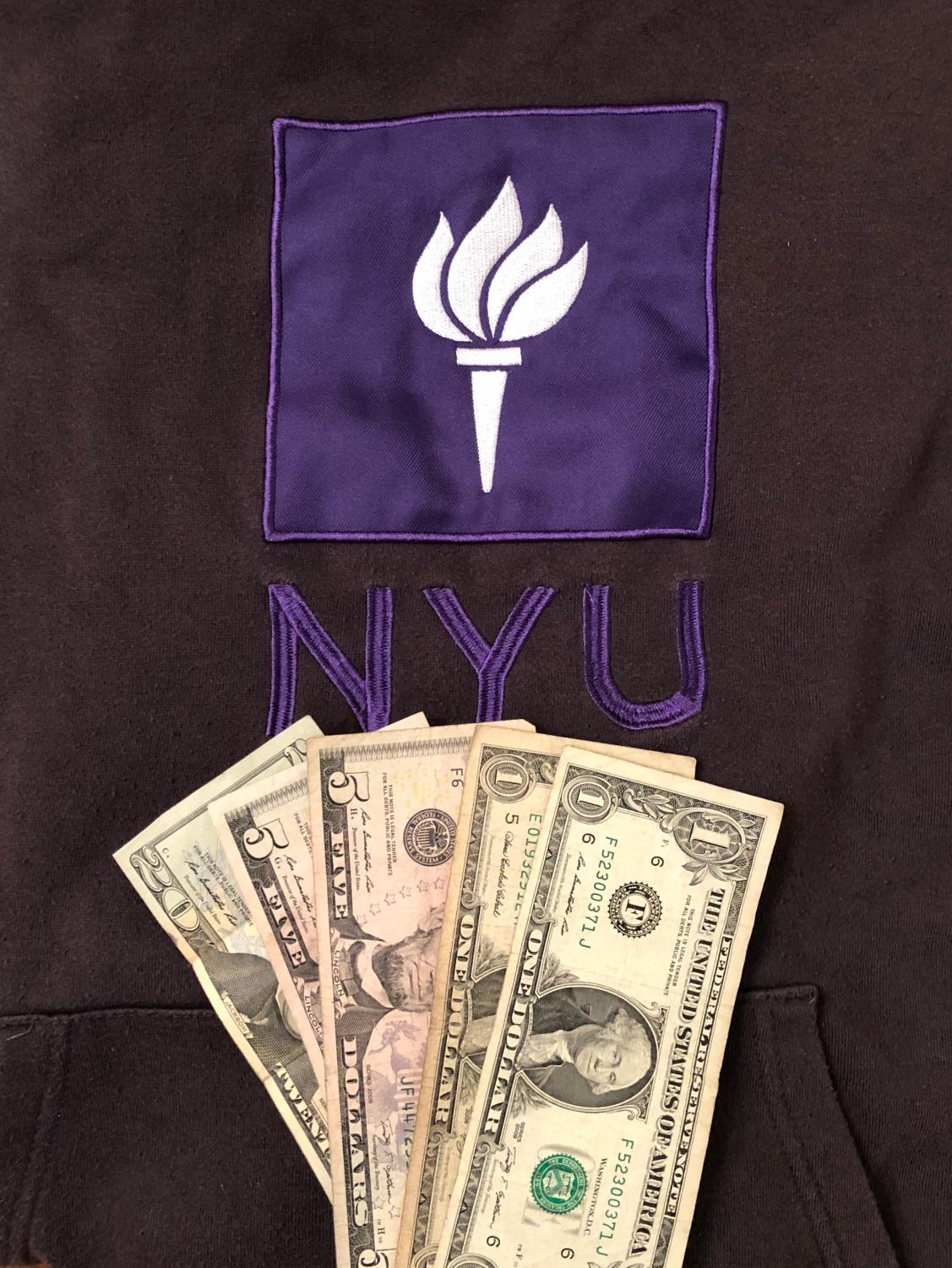 Money matters! NYU announces free tuition for medical school students.