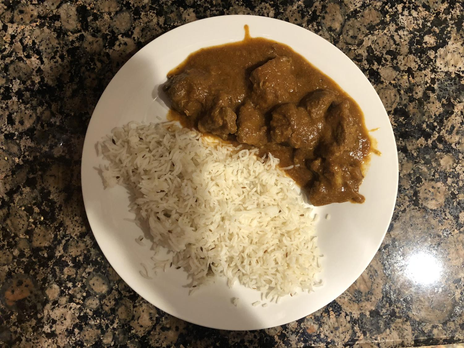 The+Lamb+Roganjosh+is+a+typical+northern+indian+dish+and+one+of+the+restaurants+most+popular+dishes