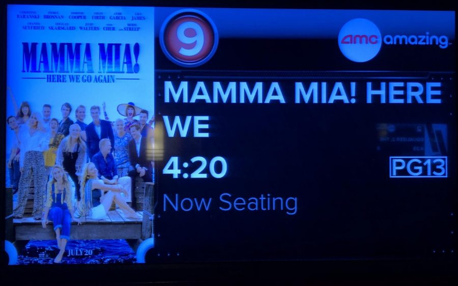%22Mamma+Mia%21+Here+We+Go+Again%21%22+playing+in+theaters.